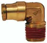 Brass Male Elbow Quick Connect/Disconnect Push-in Fitting jpg