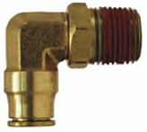 Brass Male Swivel Elbow Quick Connect/Disconnect Push-in Fitting jpg